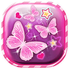 pink butterfly live wallpaper android apps on play