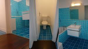 Salle De Bain Bleu Canard by Carrelage Bleu Canard