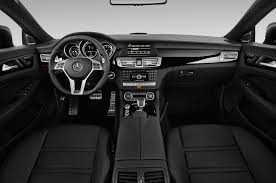 mercedes dashboard at night 2013 mercedes benz cls class reviews and rating motor trend