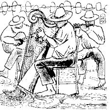 imagenes para dibujar faciles sobre el folklore paraguayo el anotador de gilberto ramírez santacruz octubre 2009