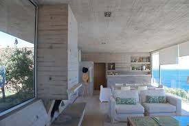 Coastal House Designs Coastal House By Izquerdo Lehmann Arquitectos Home Reviews