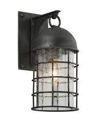 Wall Sconce Lighting Troy Lighting B4431 Charlemagne 6 Inch Wide 1 Light Outdoor Wall