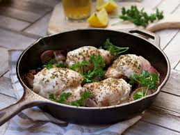 Romantic Dinner Ideas At Home For Him Chicken Dinners For Two Myrecipes