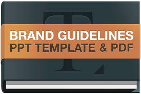 ppt brand guidelines template presentation templates creative