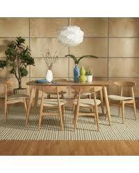 danish modern dining room chairs spring shopping sales on palm canyon vivian modern oak brown