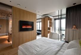 curved glass fireplace screen home decorating interior design