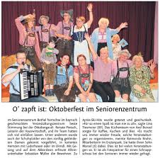Vhs Bad Oeynhausen Presse Seniorenzentrum Bethel Bad Oeynhausen