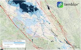 California San Jose Map by California Floods Continue To Wreak Havoc Temblor Net
