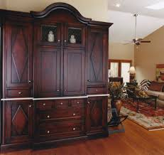 living room armoire custom armoire living room chicago by d b kitchen design concepts