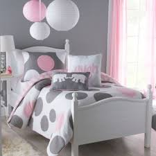 twin bed pink and grey twin bedding mag2vow bedding ideas