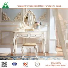 bedroom console table china royal white wooden furniture bedroom furniture dress console