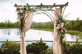 wedding arch log 23 wedding arches with flowers tropicaltanning info