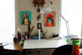 Creative Workspaces Wonderful Working Area Firms Good Sense Of Artwork Home Design