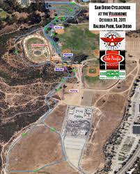 Balboa Park Map San Diego by Adams Avenue Cyclo Cross Socalcross Southern California