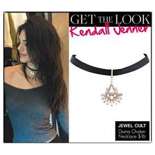 black choker style necklace images Jewels jewel cult jewelry necklace choker necklace black jpg