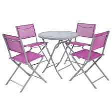 outdoor patio furniture set 5 pcs folding patio table chair outdoor furniture sets outdoor