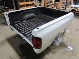 used 02 08 dodge ram 1500 2500 3500 white 6 5 truck bed