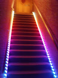 modern wood door interior amazing modern lighting staircase design ideas with led