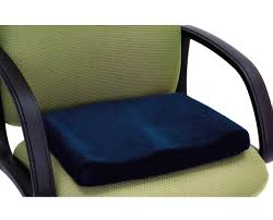 memory foam sculpted seat cushion essential medical supply