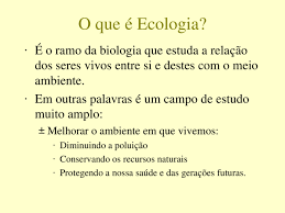 si e habitat ecologia conceitos ecológicos habitat nicho ecológico auto