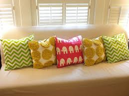 Pillow Covers For Sofa by Interior Design Individual Couch Seat Cushion Covers Velcromag
