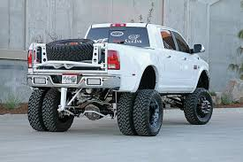 2012 Dodge 3500 Truck Accessories - 2012 ram 3500 dualie over the top 8 lug diesel truck magazine