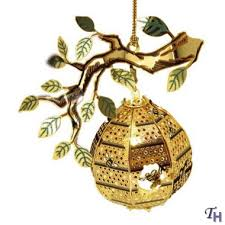beehive tree ornament by baldwin