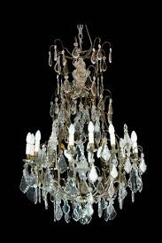 French Wire Chandelier Antique French Lighting The Uk U0027s Premier Antiques Portal
