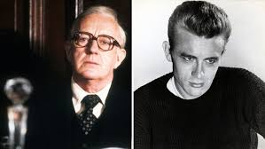 alec guinness warned james dean about his car one week before