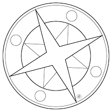 star mandalas 27 mandalas u2013 printable coloring pages
