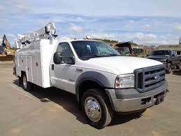 ford f550 utility truck for sale ford f550 service mechanics 8000 lb crane truck 2006 utility