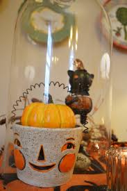 pretty pumpkins halloween dining room decor with gordmans u2013 oh
