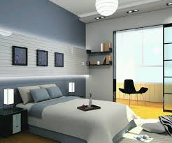 apartment modern apartment bedroom in small space with cool