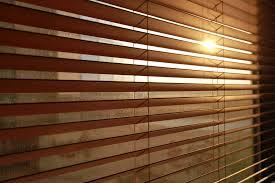 Wooden Venetian Blind Replace Your Windows Treatments With Wooden Venetian Blinds