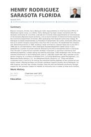 Ceo Resume Sample by Chairman And Ceo Resume Samples Visualcv Resume Samples Database