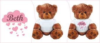 engraved teddy bears custom teddy bears personalize the tees worn by our bears