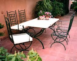 tavoli e sedie per sala da pranzo ditta brogani maurizio lavori in ferro battuto e restauri in