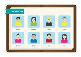 free yearbook free school yearbook vector 1 free vector stock