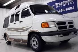 used dodge conversion vans test drives with steve 2001 dodge ram conversion m37cars