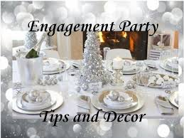 decoration for engagement party at home easy wedding engagement dinner party tips decor home youtube