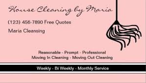 Makeup Artist Quotes For Business Cards Girly Cleaning Services Business Cards Page 1 Girly Business Cards
