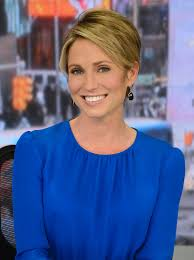 images of amy robach haircut josh elliott leaving good morning america for nbc sports amy