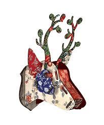 ornamental roe deer trophy liberty