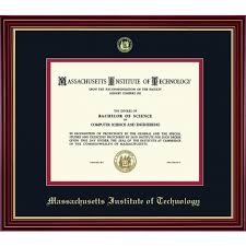 Diploma In Interior Design by Mit Embossed Diploma Frame Also Available In Mit Coop