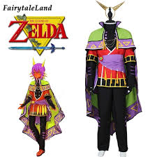 Zelda Halloween Costumes Game Legend Zelda Majora U0027s Mask Majora Cosplay Costume