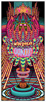 inside the rock poster frame blog brad klausen widespread panic