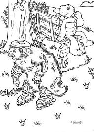 franklin otter coloring pages hellokids