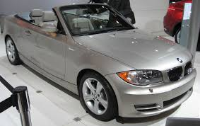 2008 bmw 135i convertible file bmw 1 series convertible ny jpg wikimedia commons