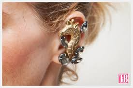 earrings that go up the ear diy ear cuff