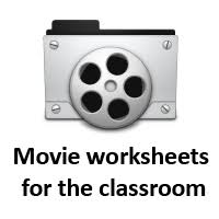 movie sheets teacher submitted movie worksheets for the classroom